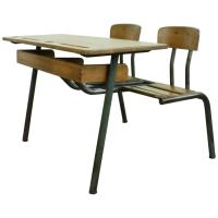 Vintage Early to Mid-20th Century French Child's Double ...