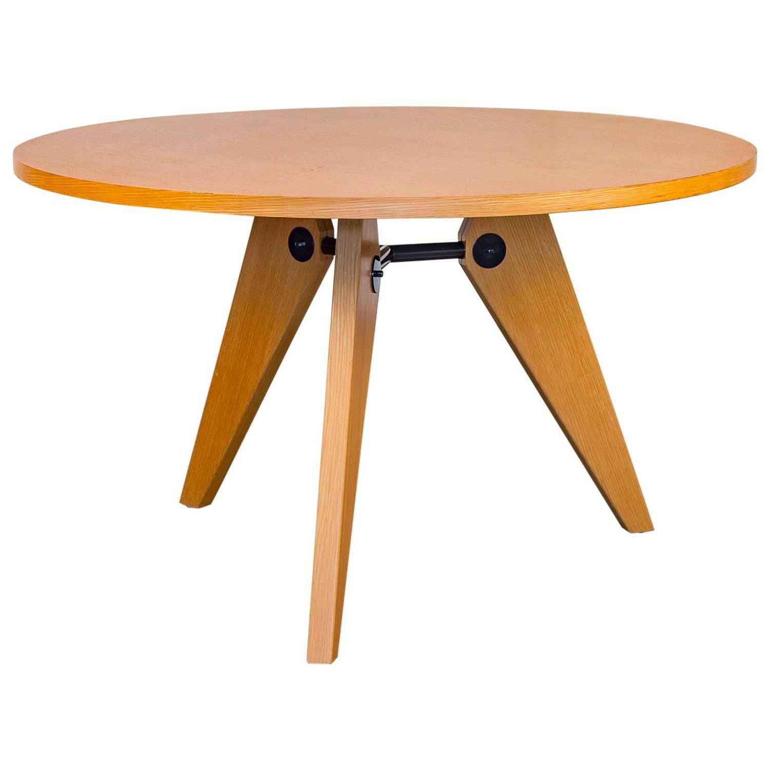 Gueridon Table Jean Prouvé Guéridon Table For Sale At 1stdibs