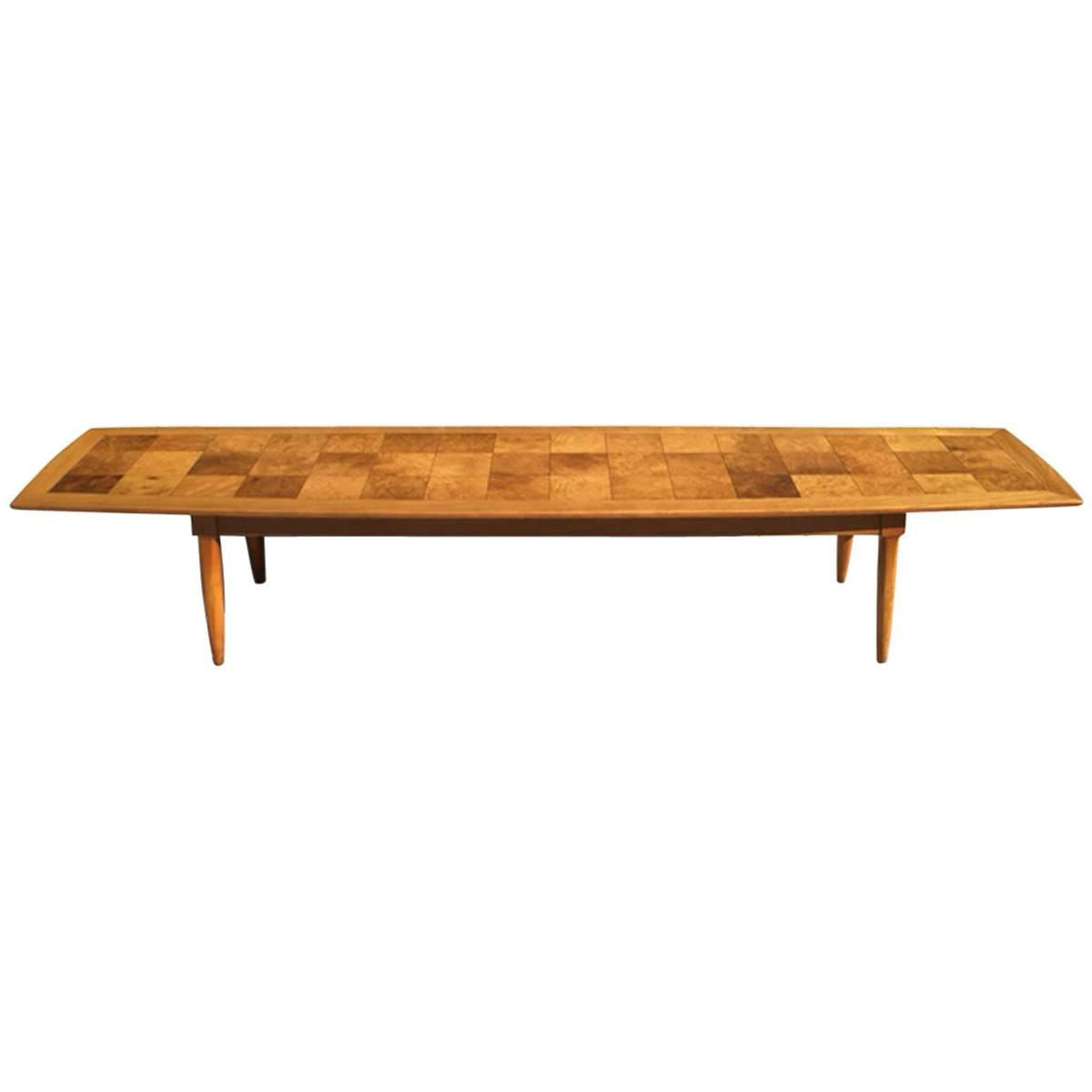 Surfboard Tables For Sale Tomlison Surfboard Coffee Table For Sale At 1stdibs