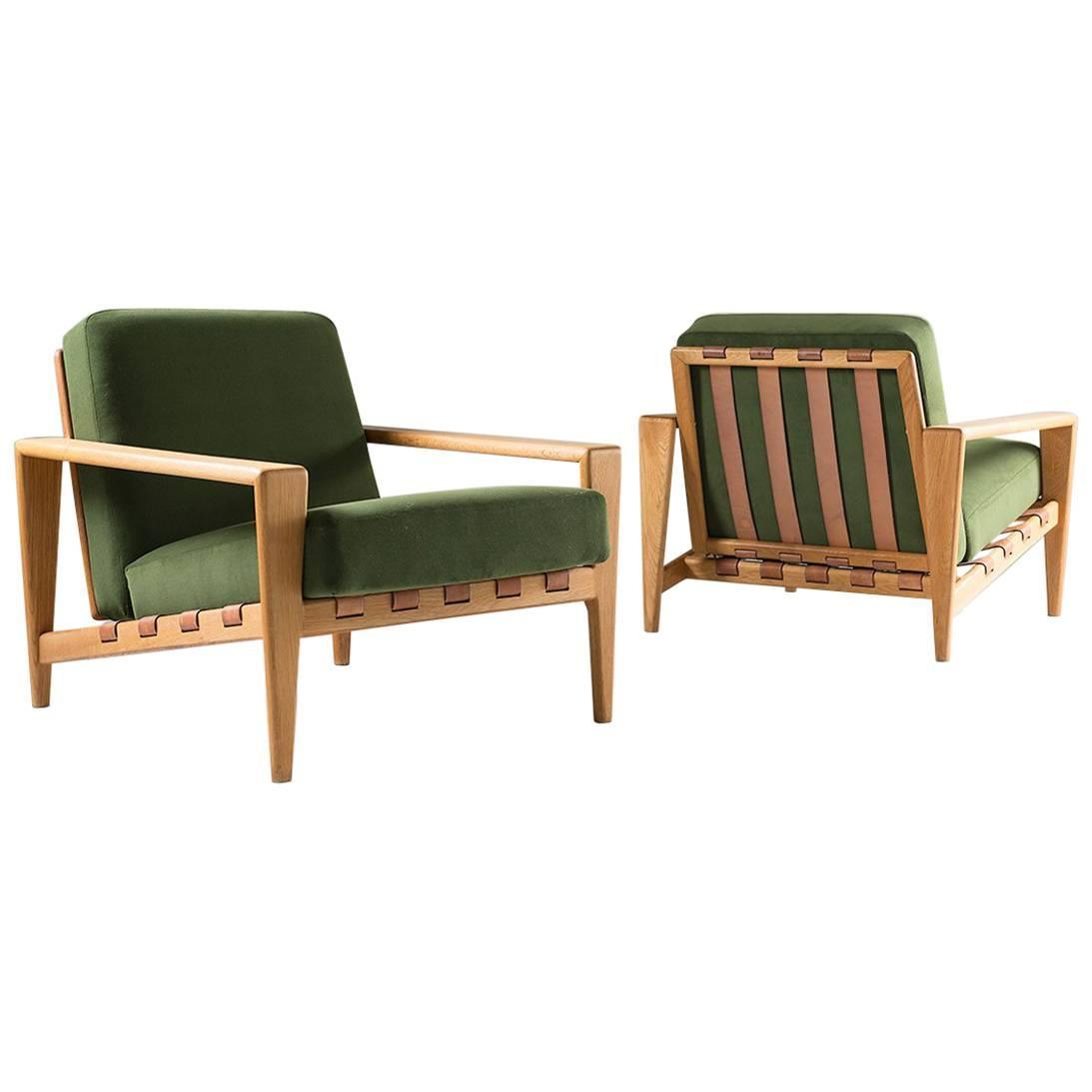 Swedish Mid Century Furniture Scandinavian Mid Century Lounge Chairs