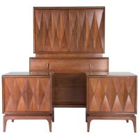 Mid-Century Modern Teak Cabinets by Albert Parvin for ...