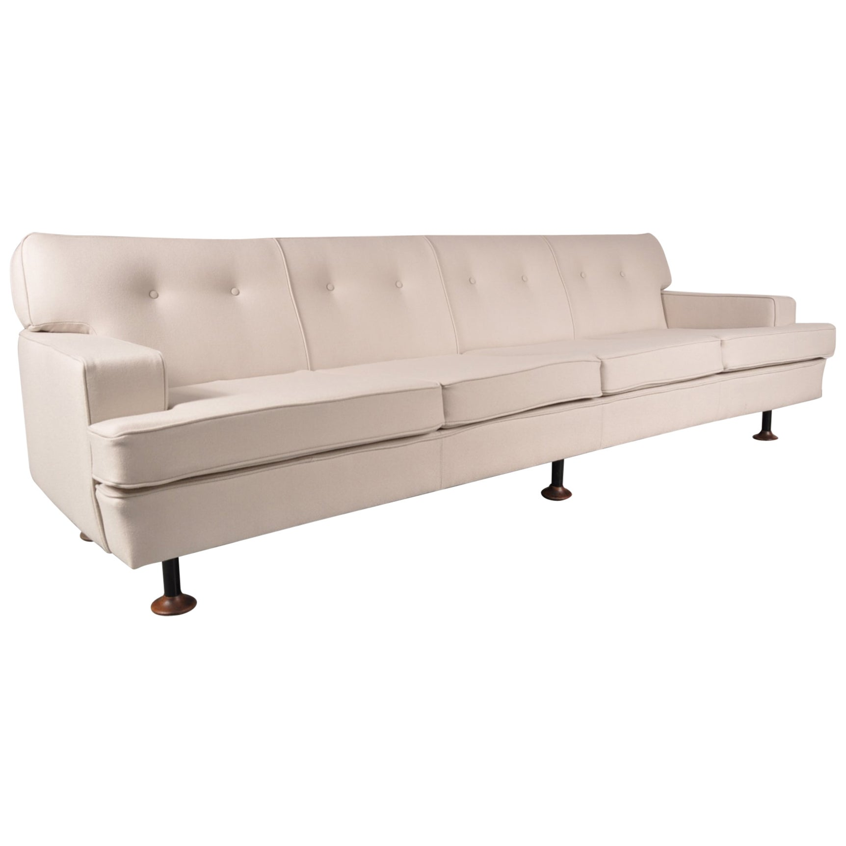 Square Sofa Four Seat