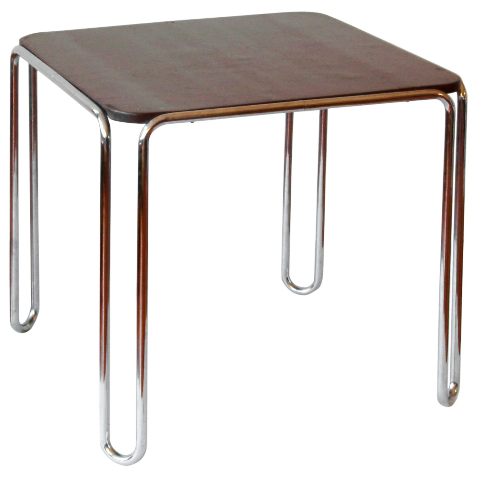 Art Deco Möbel München Tubular Steel B10 Table By Marcel Breuer Standard Möbel Berlin Circa 1929