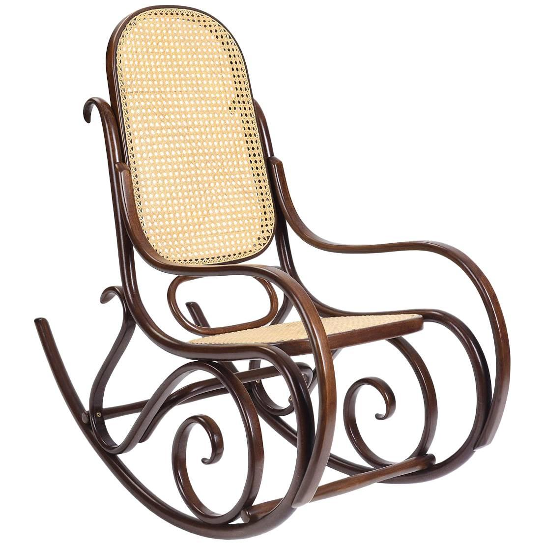 Mexico Chair Schaukelstuhl Schaukelstuhl Lounge Rocking Chair Contemporary Rocking Chair In Solid Wood