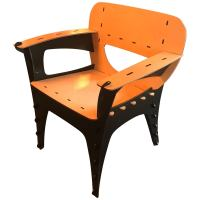 Very Unique Plywood Puzzle Chair by David Kawecki For Sale ...