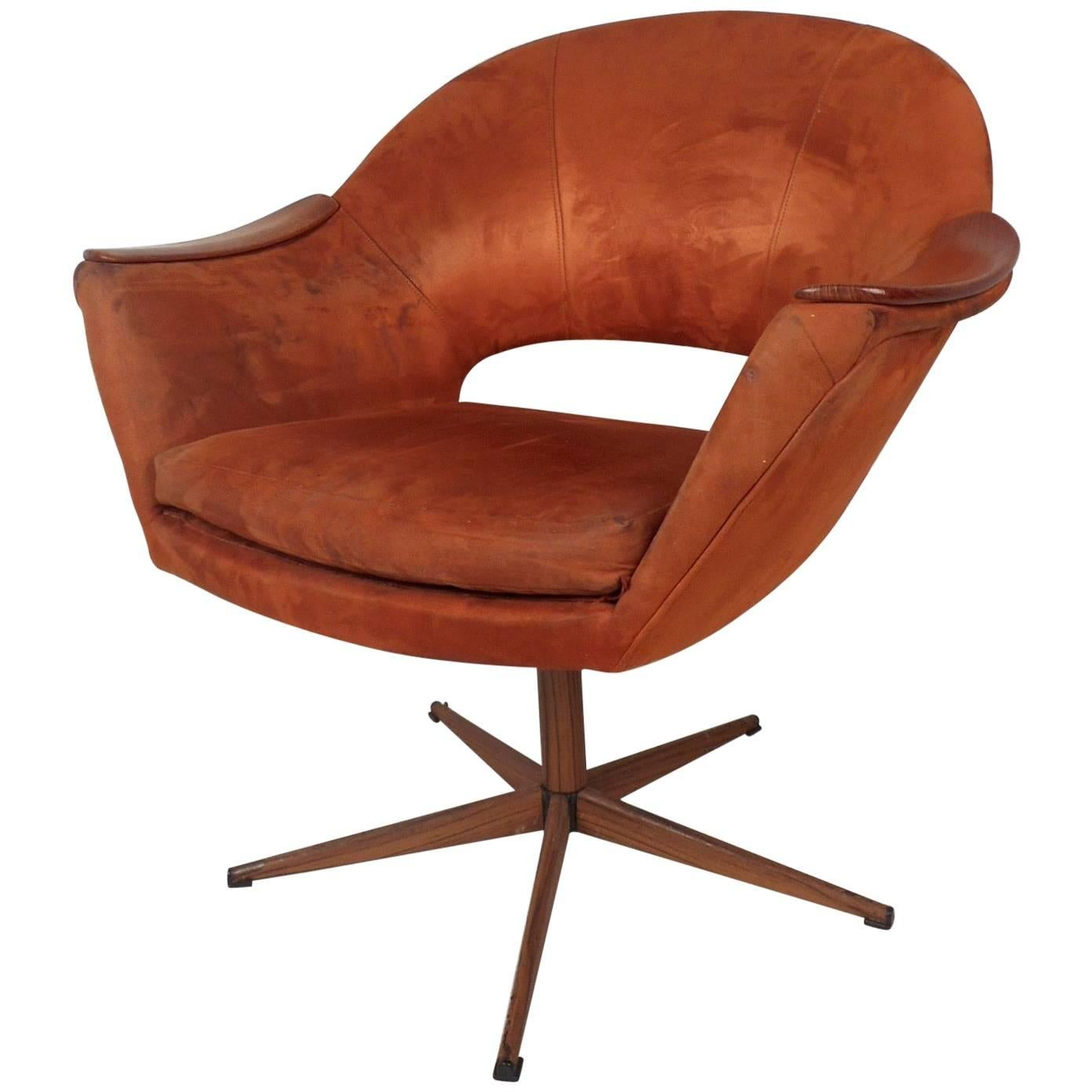Unique Lounge Chair Unique Mid Century Swivel Lounge Chair