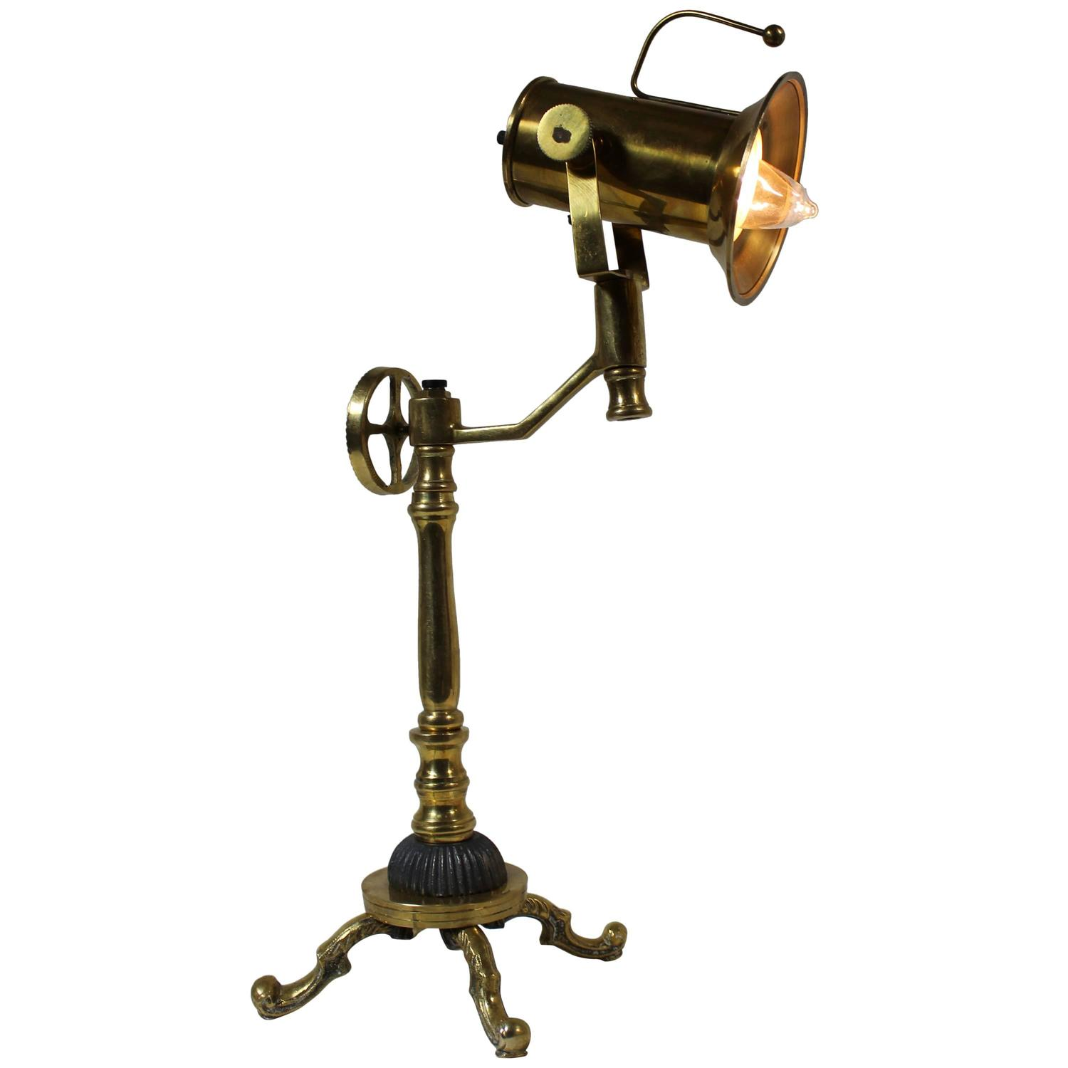 Steampunk Furniture For Sale Steampunk Nautical Lamp For Sale At 1stdibs