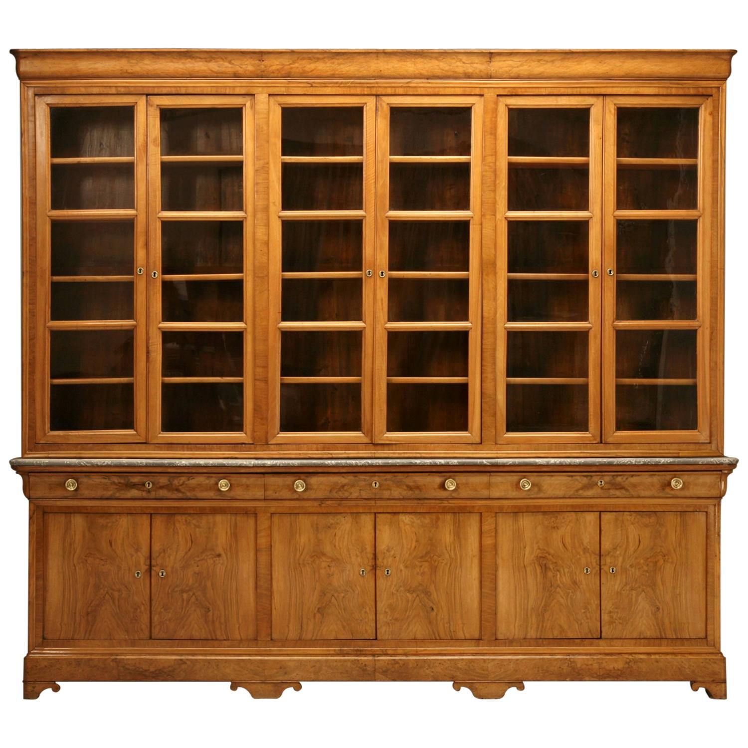 Antique French Bookcase At 1stdibs