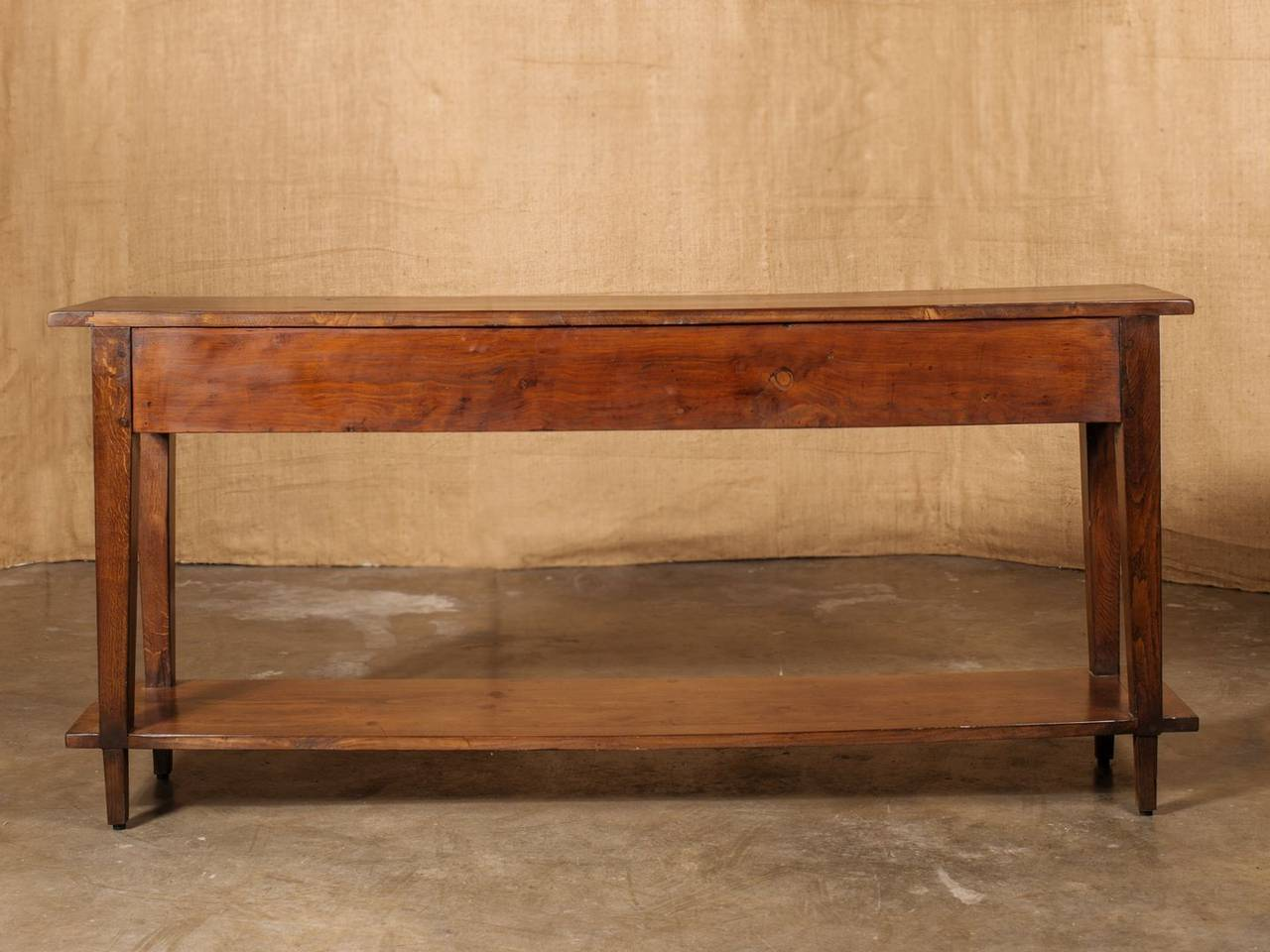 Sofa Table French Country Rustic French Country Sofa Table At 1stdibs