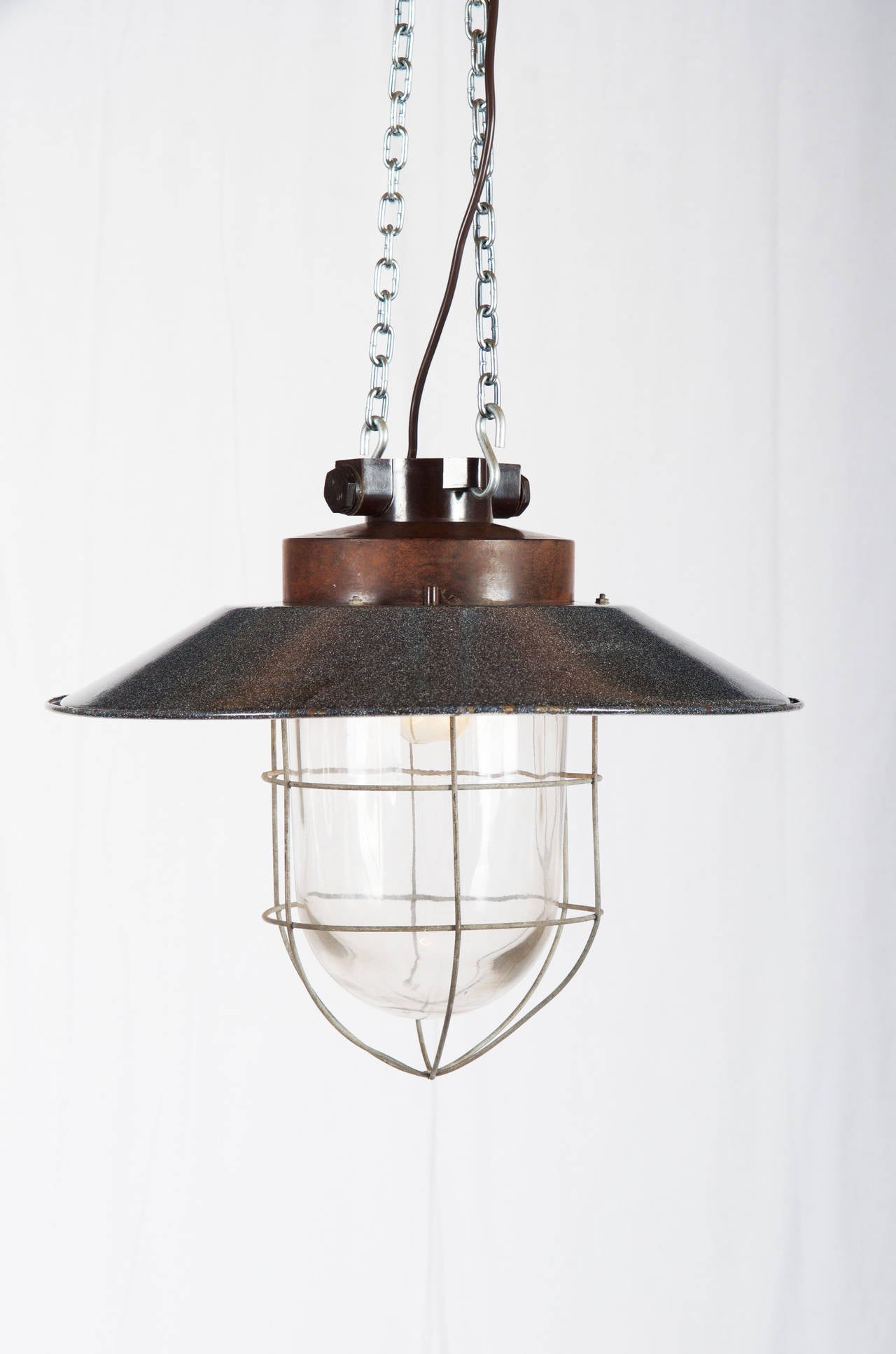 Industrial Lamps For Sale Vintage Industrial Hanging Lamp For Sale At 1stdibs
