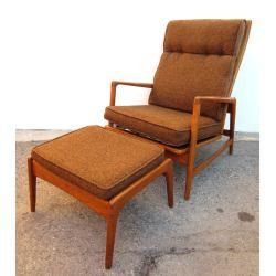Superb Century Danish Lounge Chair Ib Danish Lounge Chair Ib Kofod Lounge Chairs Ottoman