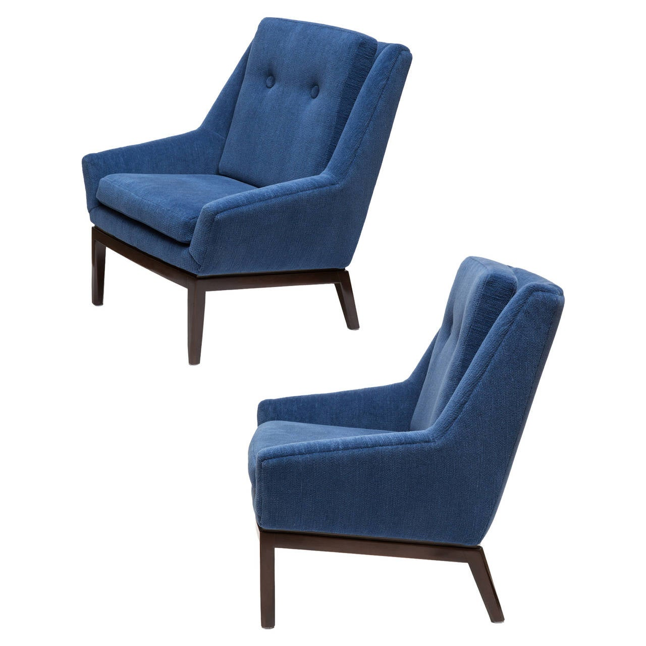 Furniture Markham Mid Century Modern Markham Chair For Sale At 1stdibs