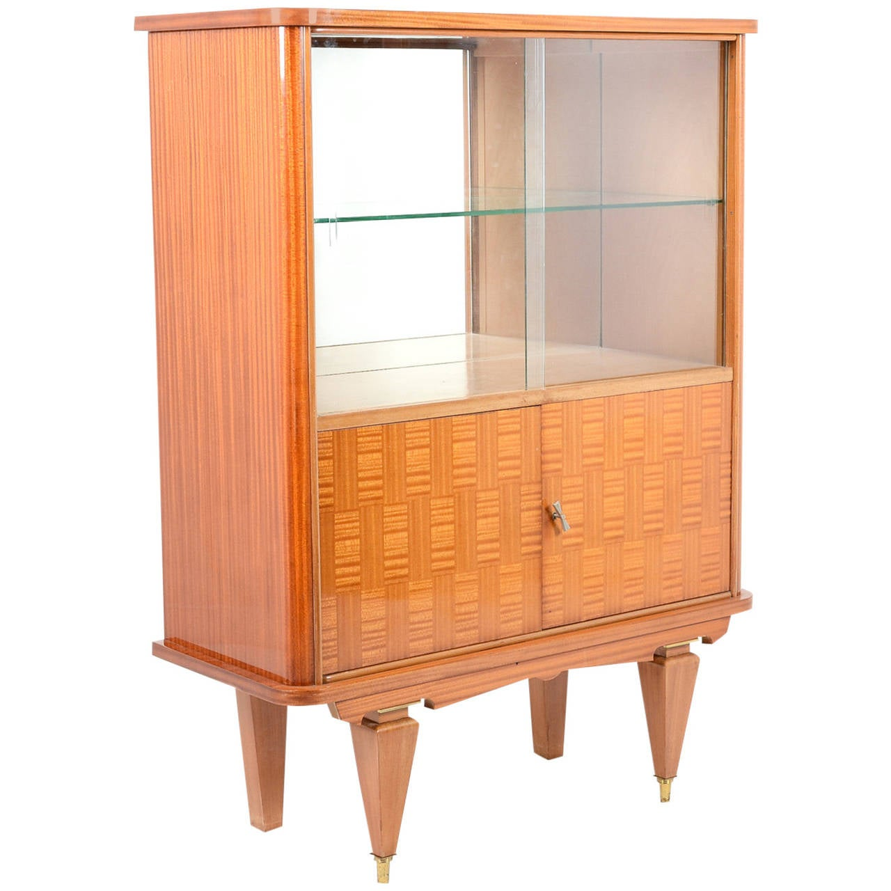 Mid Century Modern Bar Cabinet From Paris Circa 1950 For