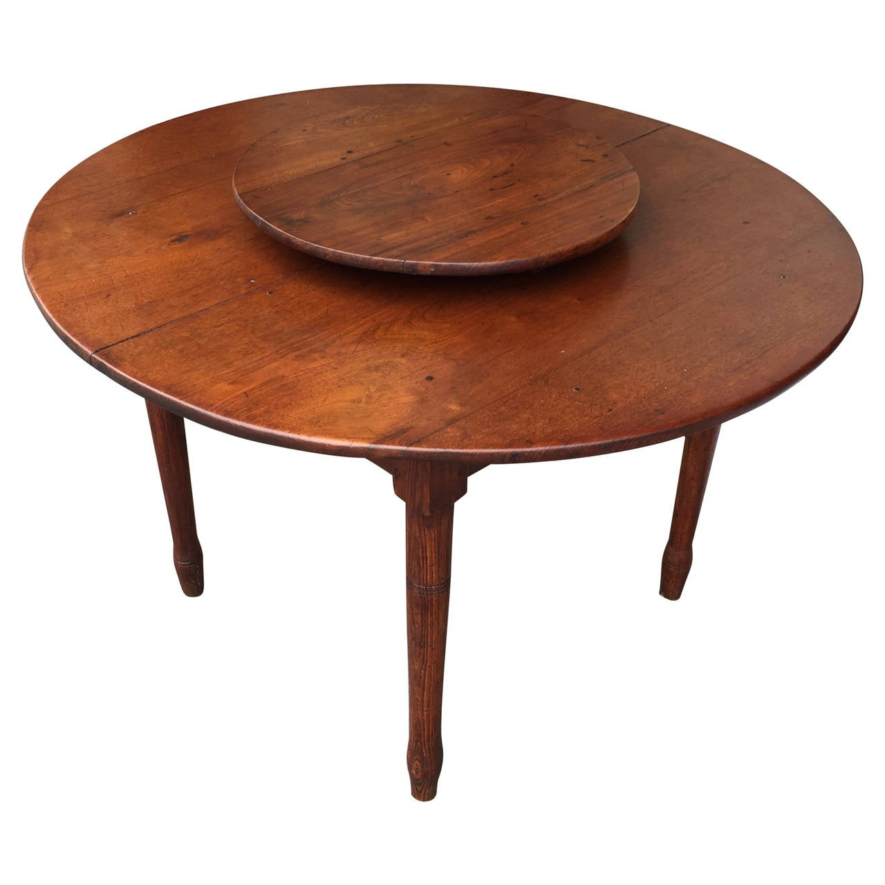 Lazy Susan Table American Southern Lazy Susan Dining Table Circa 1830 At