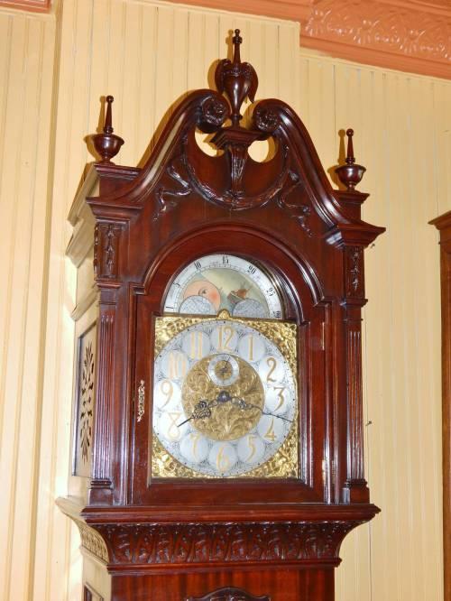 Medium Of Unique Grandfather Clock