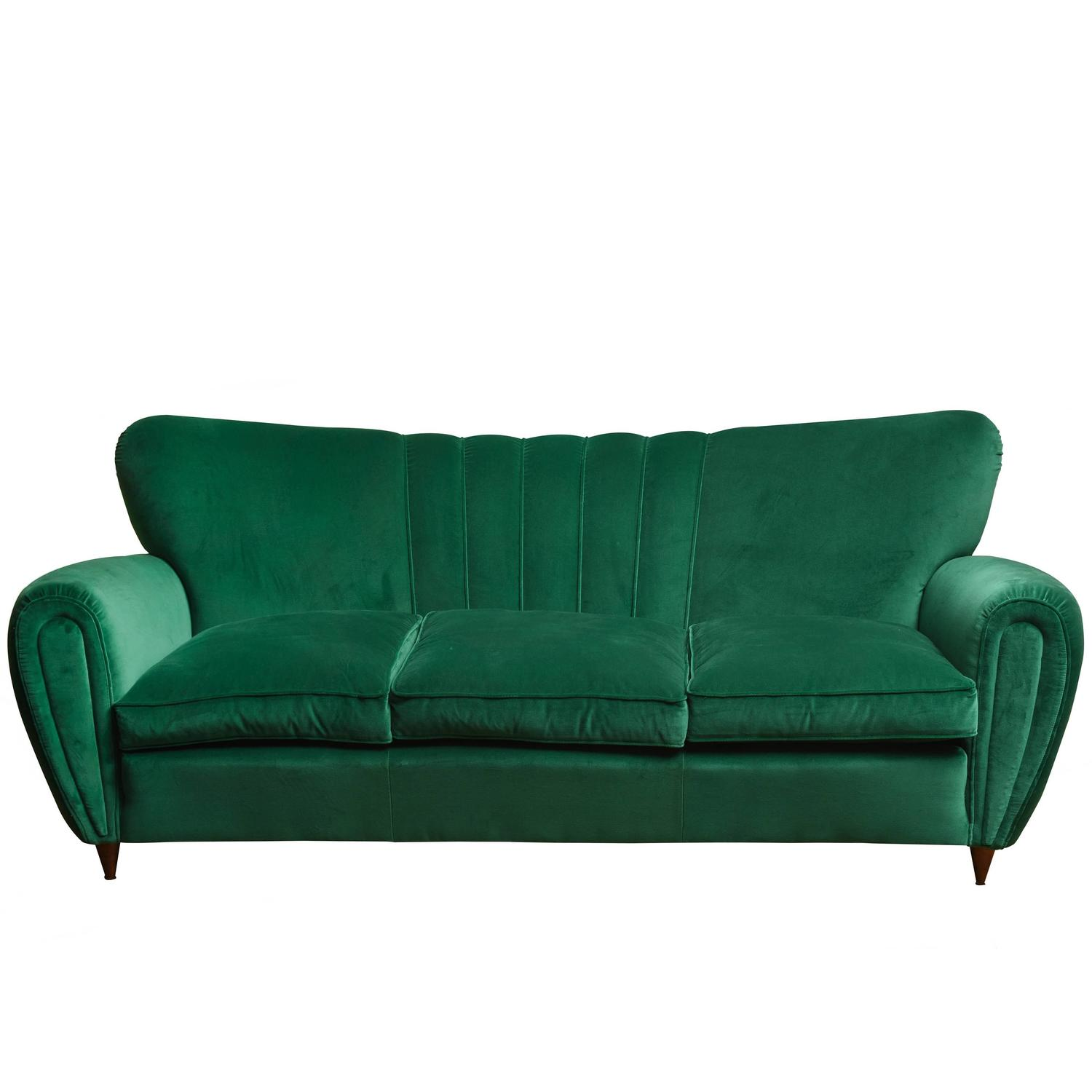 Art Deco Style Sofas Art Deco Sofa At 1stdibs
