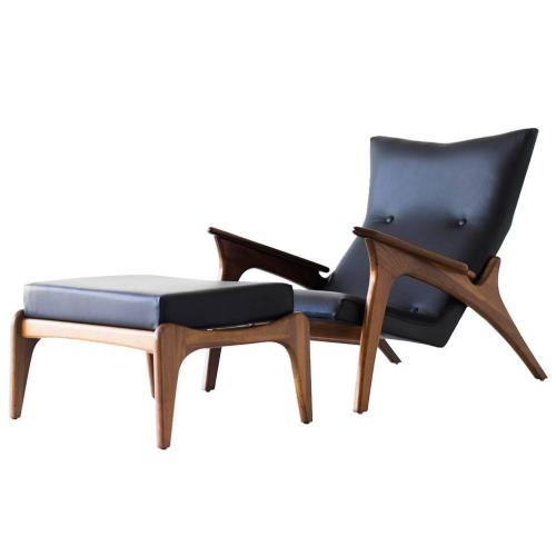 Prodigious Craft Associates Adrian Pearsall Lounge Chair Ottoman Ottoman Craft Associates Inc Lounge Chairs Ottoman Adrian Pearsall Lounge Chair