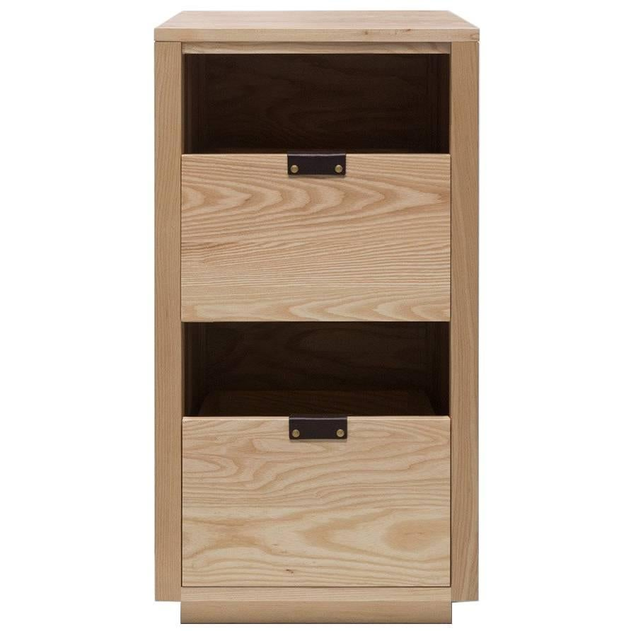 Dovetail 1 X 2 Vinyl Storage Cabinet For Sale At 1stdibs