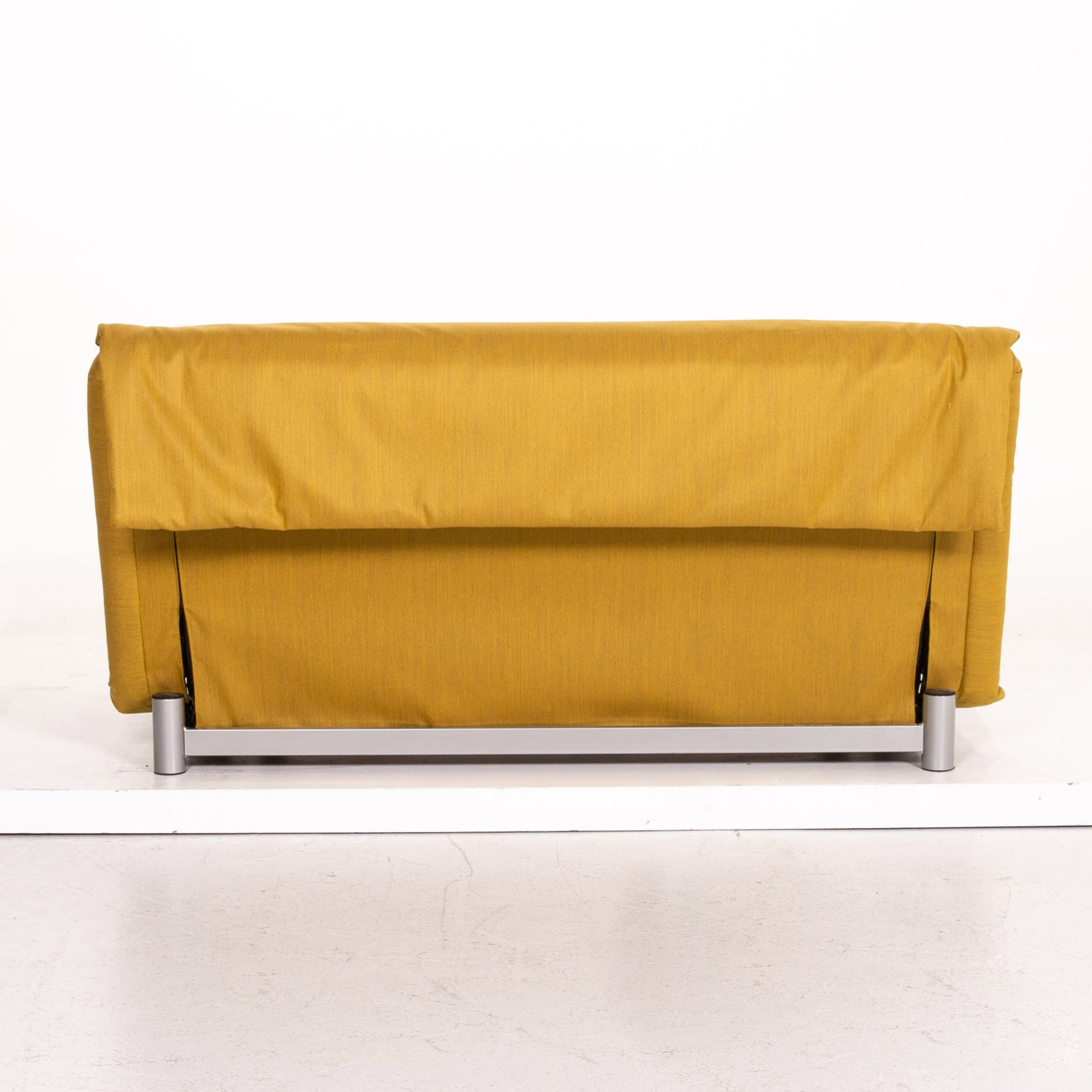 Yellow Schlafsofas Ligne Roset Multy Fabric Sofa Bed Yellow Two-seat Sofa Sleep Function Couch At 1stdibs
