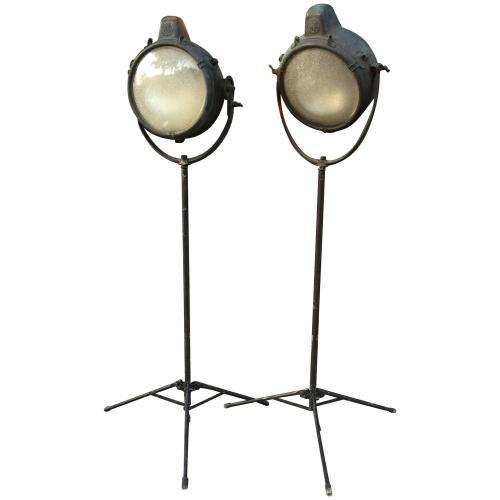 Medium Of Industrial Floor Lamp