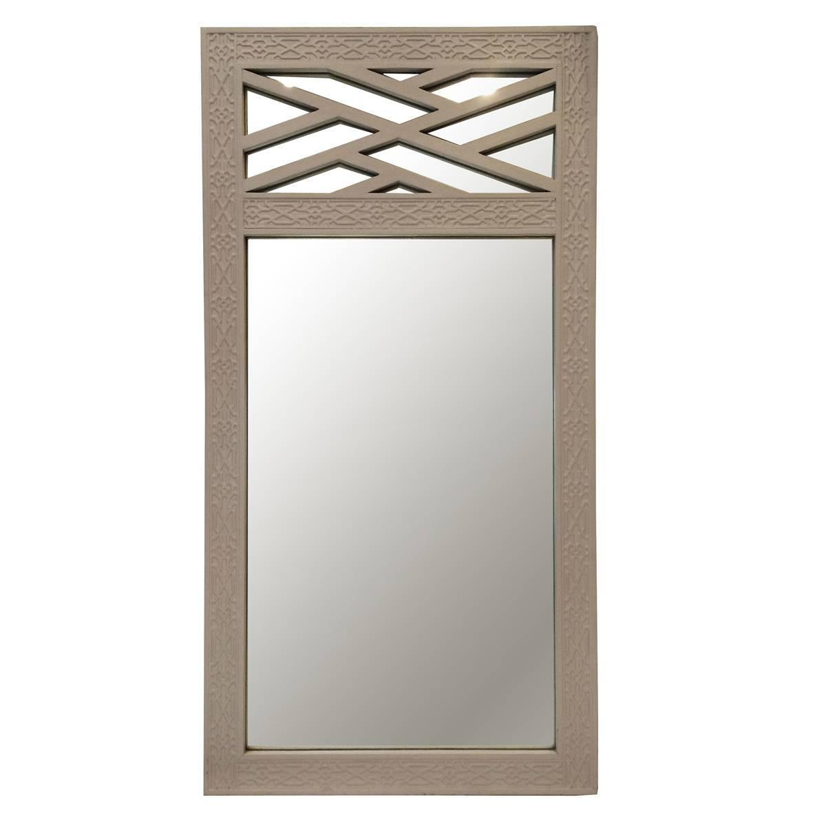 Asian Style Wall Mirrors Chinese Chippendale Style Hall Mirror At 1stdibs