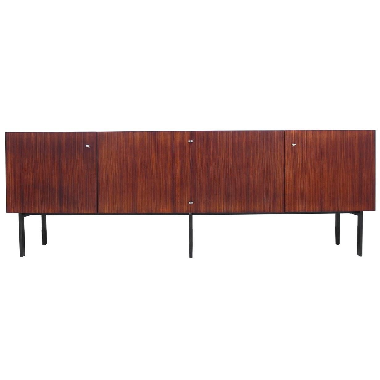 Fonction Meuble Cees Braakman Sideboard Du03 For Pastoe The Netherlands 1958