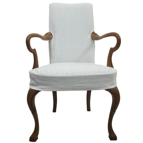 Medium Of Queen Anne Chair