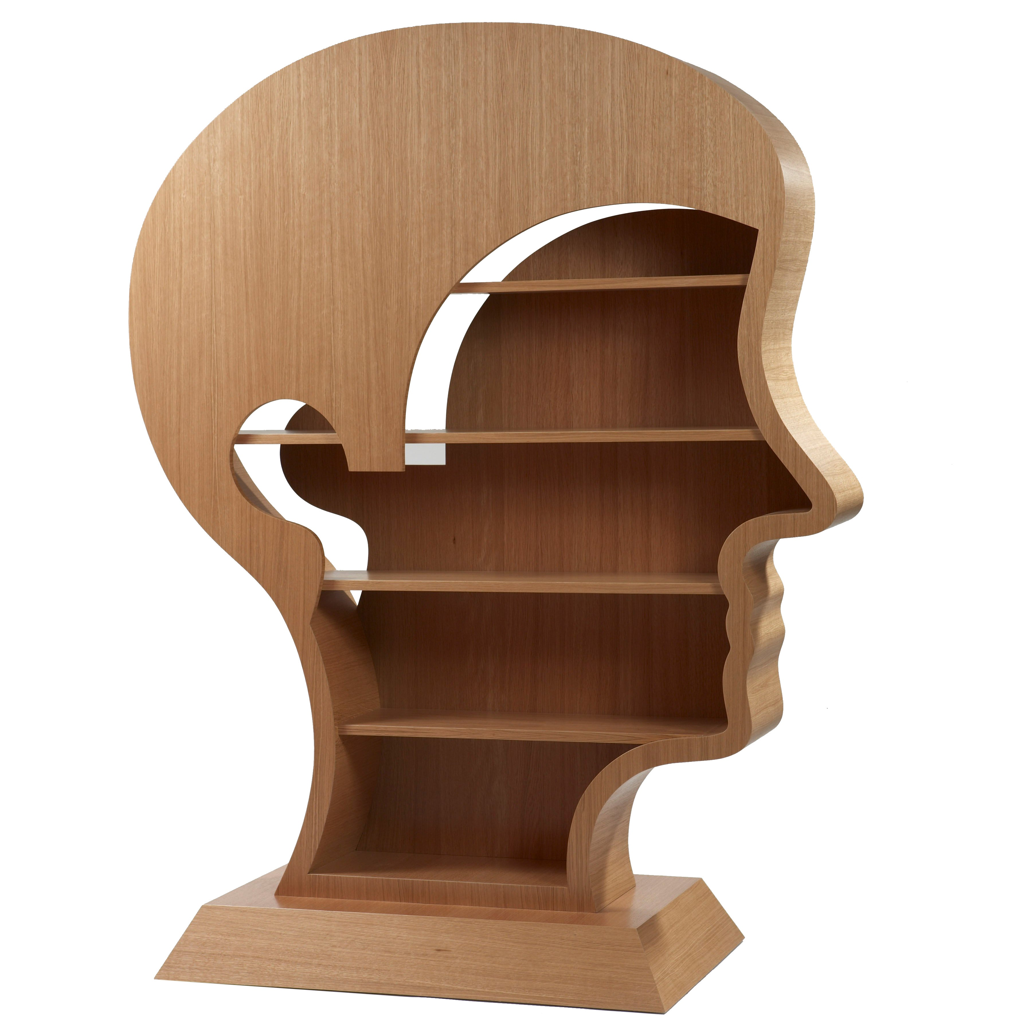 Bibliotheque 70 Cm Library Head By Nicola L In Stock