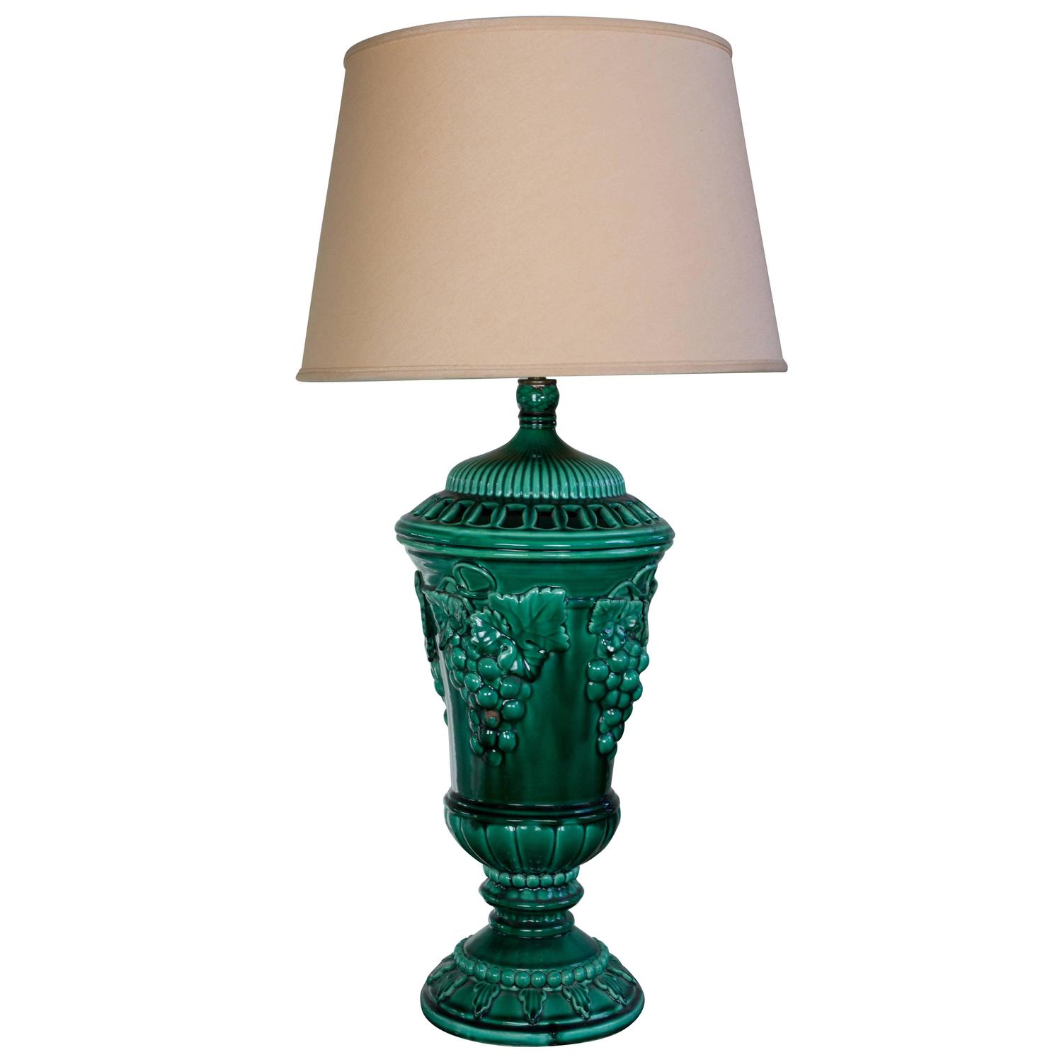 Large Lamps For Sale Large Ceramic Table Lamp For Sale At 1stdibs