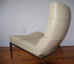 Small Of Contemporary Leather Lounge Chair