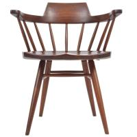 George Nakashima Studio Captains Chair at 1stdibs