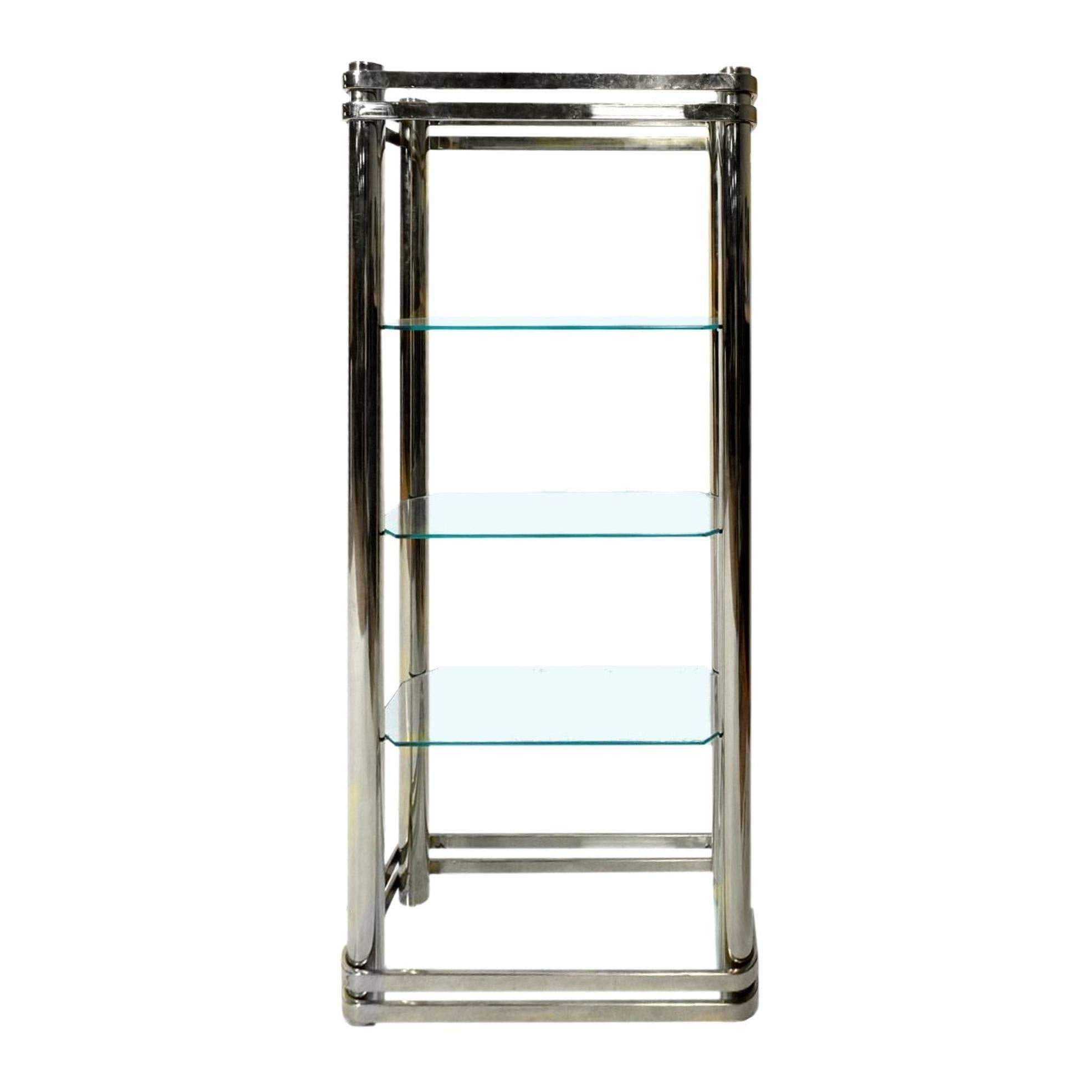 Etagere Otto Plated Bookcases 19 For Sale At 1stdibs
