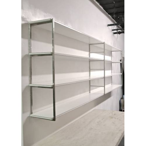 Medium Crop Of Wall Mounted Bookcase