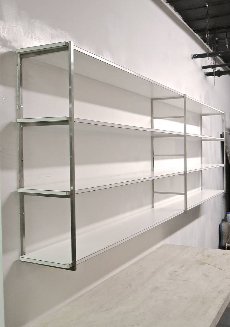 Large Of Wall Mounted Bookcase