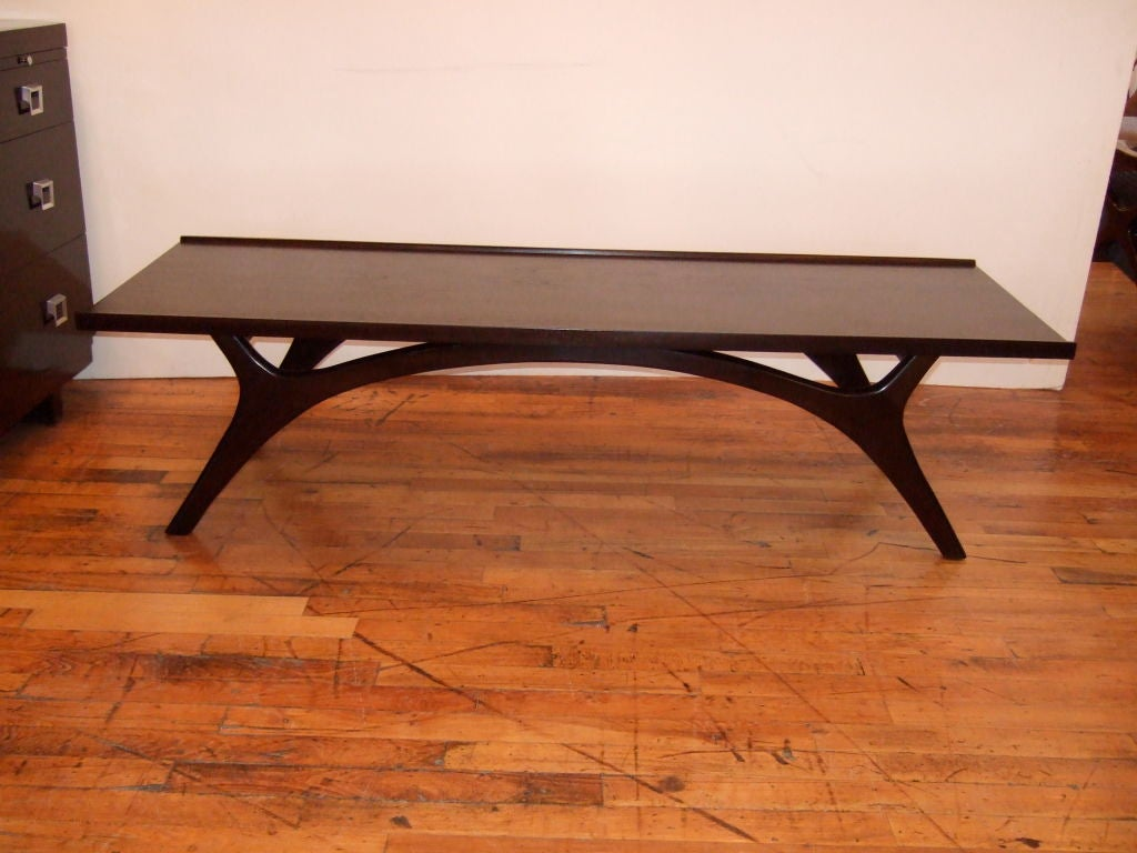 Sculptural Coffee Tables Sculptural Modernist Coffee Table At 1stdibs