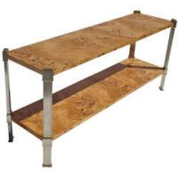 Sam Maloof Walnut End Tables For Sale at 1stdibs
