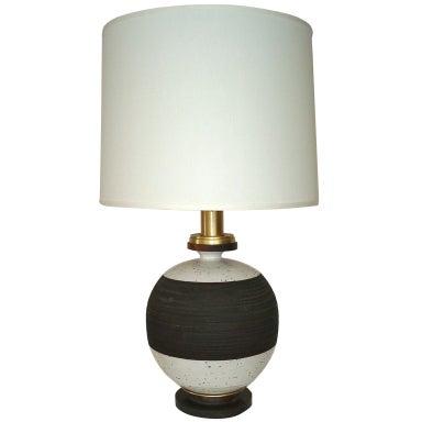 Italian Ceramic Table Lamp at 1stdibs