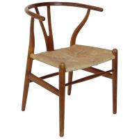 Danish CH-24 Wishbone Chair by Hans Wegner at 1stdibs