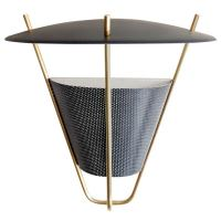 Lightolier Wall Sconce by Gerald Thurston at 1stdibs