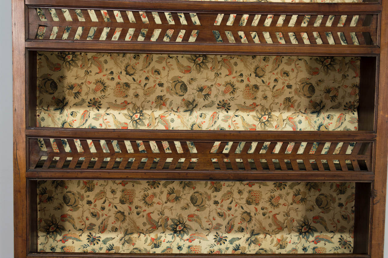 19th Century French Country Plate Rack Or Vaisellier At 1stdibs
