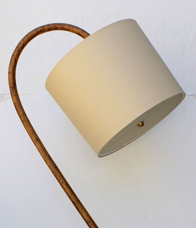 Stehlampe Gebogen S Bent Wood Floor Lamp For Sale At 1stdibs