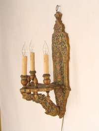 Moroccan Wall Sconces For Sale at 1stdibs