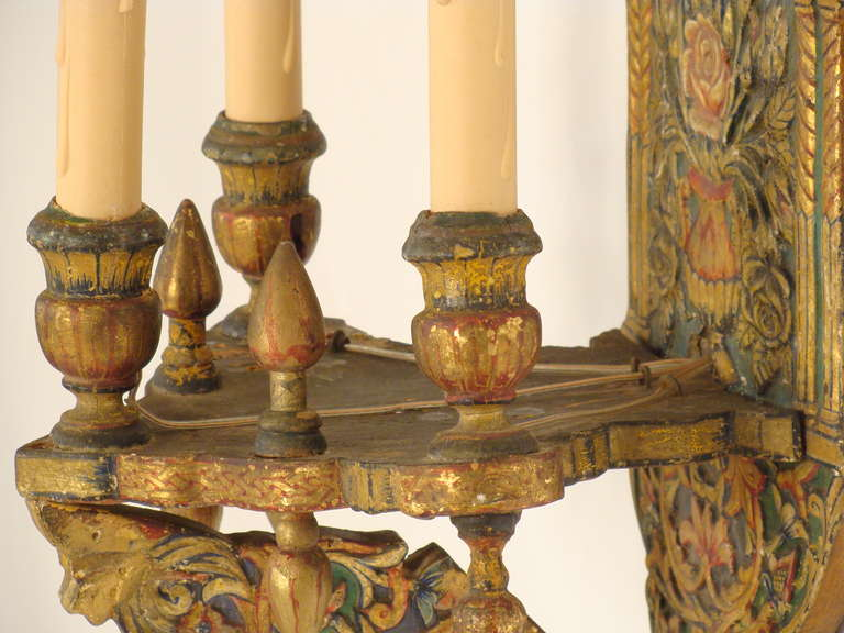 Moroccan Wall Sconces At 1stdibs