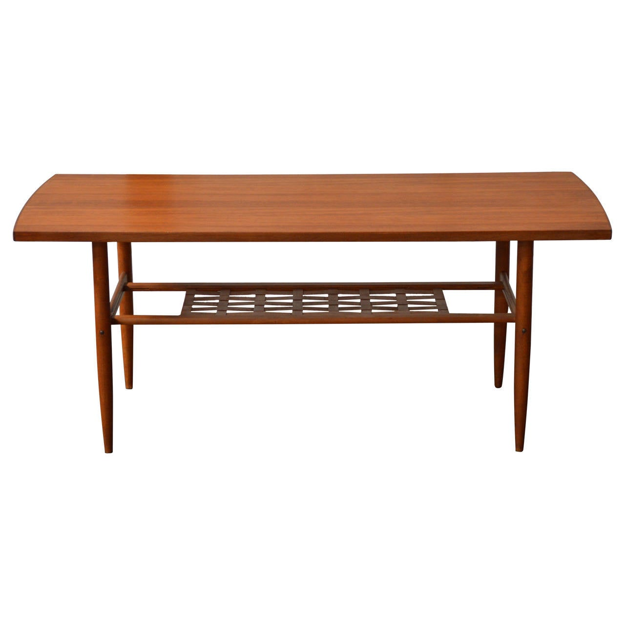 Swedish Mid Century Furniture Swedish Mid Century Teak Coffee Table