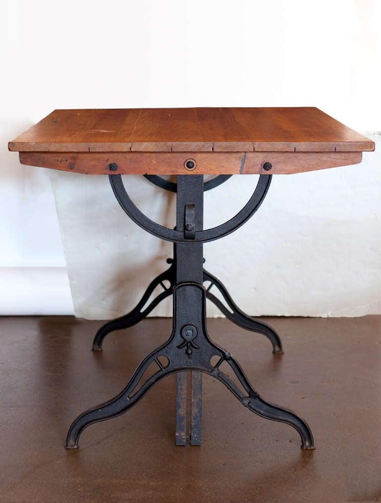 Vintage drafting table by hamilton at 1stdibs