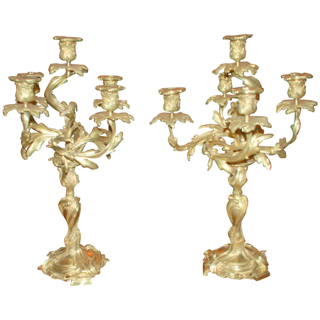 Decorative Candles For Sale Antique Candelabra For Sale At 1stdibs