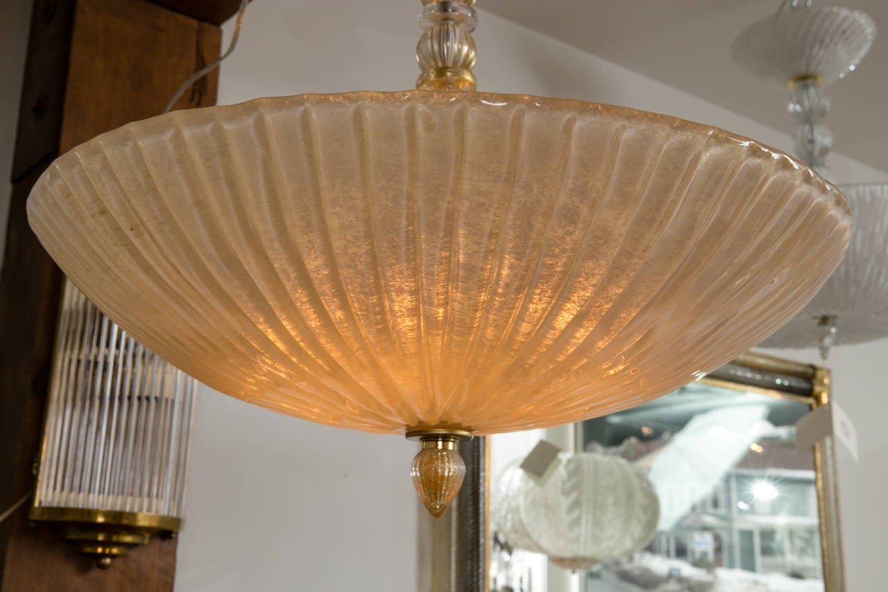 Ceiling Light Canopy Murano Ceiling Fixture With Five Ball Stem And Canopy For