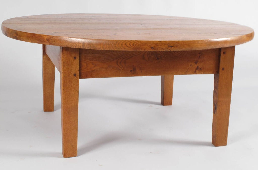 French Country Style Coffee Table at 1stdibs