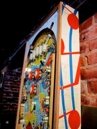 Pinball Wall Decor at 1stdibs