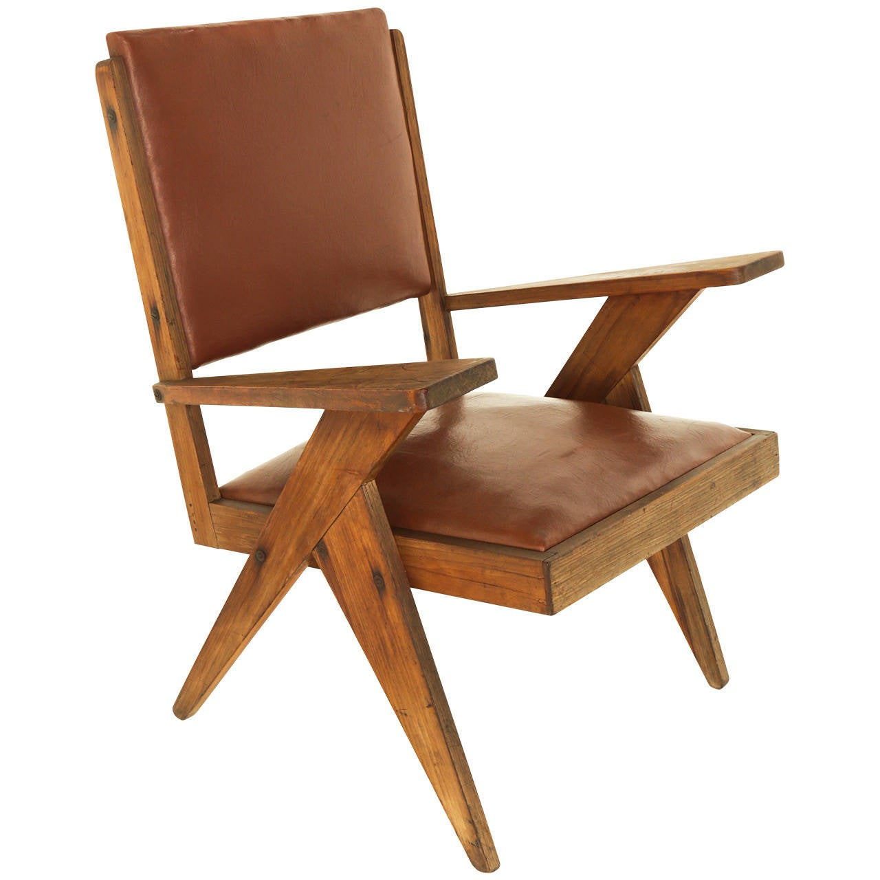 Z Chair For Sale Jose Zanine Caldas Quotz Quot Line Chair For Sale At 1stdibs
